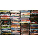 DVD 80 Used DIFFERENT DVD Movies - 80 DVDs - Used DVDs Lot - ALL DIFFERE... - $34.25