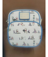 Loungefly Disney Winnie the Pooh Allover Print Crossbody Purse Bag NWT - $64.34
