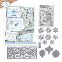 Classic Christmas Special Kit  Elizabeth Craft Designs . NEW!