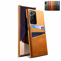 Leather pattern hard Back Cover Cover for Samsung Galaxy models - $49.05