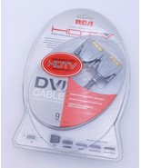 RCA High Performance HDTV DVI Cable 9'  24K - $9.99