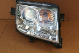 07-10 Lincoln MKX Headlight Lamp Passenger Right RH - POLISHED (NON-AFS) image 2
