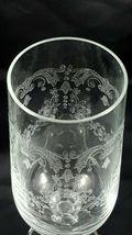 Crystalex Import Assoc Cascade Champagne Flutes Set of 2 Czech Crystal 6 oz image 3