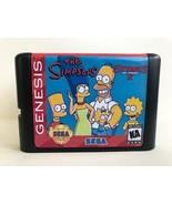 The Simpsons in Street of Rage 2, Sega Genesis Hack, 23 Characters (Home... - $14.06