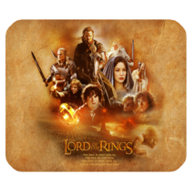 Mouse Pad The Lord Of The Rings Novels Kingdom Movie Fantasy Game Animation - €5,33 EUR