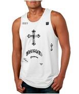 Men's Tank Top Justin Bieber Tattoos Top Son Of God Bieber Shirt - $14.94+