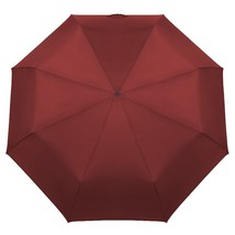 Classic British Big Umbrella Man Fully- automatic 3Folding Umbrella Rain... - $26.03