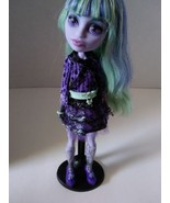 MONSTER HIGH -- 13 WISHES -- TWYLA Doll w/Original Dress & Shoes - $17.99