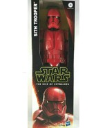 Sith Trooper 12 Inch Action Figure Star Wars The Rise Of SkyWalker  - $8.00