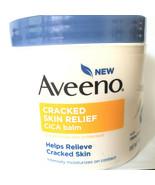 Aveeno 11 Oz. Cracked Skin Relief CICA Balm Fragrance Free Triple Oat Co... - $18.80