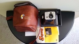 Camera KODAK THE HANDLE 2 INSTANT CAMERA WITH CASE With Manual Vintage - $11.99