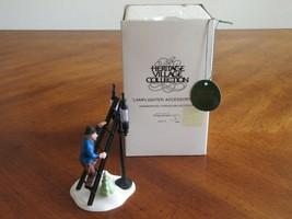 "Dept. 56 Dickens' Village ""Lamplighter Accessory Set"" 5577-8 Figure loos... - $9.99"