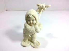 """Snowbabies by Department 56 """"There's No Place Like Home"""" Bisque Figurine... - $29.69"""