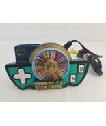 Wheel of Fortune TV Games 2005 Plug And Play Video Game Puzzle Jakks - $19.59