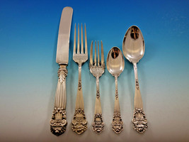 Georgian by Towle Sterling Silver Flatware Set for 8  Service 45 pcs Dinner - $4,350.00