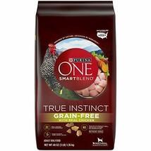 Premium Purina ONE SmartBlend True Instinct Natural Grain-Free Formula A... - $33.65