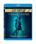 The Shape Of Water [Blu-ray+DVD, 2018] - $7.95