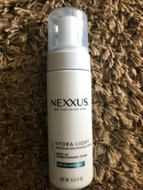 Nexxus Hydra Light Moisture Leave In Conditioning Foam Deep Sea Minerals 5.5 oz - $16.34
