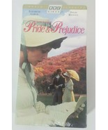 Jane Austen's Pride and Prejudice (VHS, 1995, 2-Tape Set) BBC Video New ... - $17.45