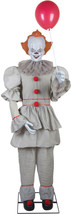 Gemmy Life Size Animated IT Pennywise 2019 Halloween Prop New - $335.32