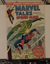MARVEL TALES #47 1973 ''SPIDER-MAN'' -VULTURE: LOOKING FOR PREY - $14.72