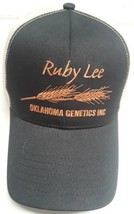 Trucker, Industrial, Baseball Cap, Hat Ruby Lee Oklahoma Genetics Inc  - $24.74