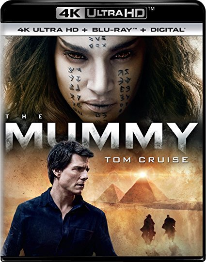 The Mummy (4K Ultra HD + Blu-ray) (2017)
