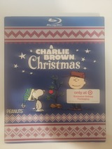 """A Charlie Brown Christmas Target Exclusive """"Ugly Sweater"""" slipcvoer Blu-ray image 1"""