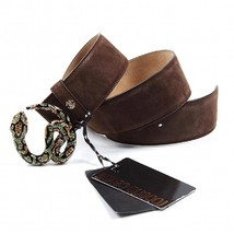 Brown S Roberto Cavalli Limited Edition Snake b... - $701.41