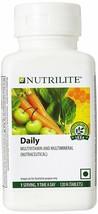NUTRILITE Daily Multivitamin Multimineral 13 Vitamins 11 Mineral 120 Tab... - $57.99