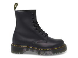 Boots Dr. Martens 1460 BEX N en cuir noir - Chaussures Femme - $229.06