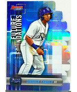 HOT!  DIE-CUT WANDER FRANCO ROOKIE REFRACTOR 2019 BOWMAN'S BEST FUTURE #... - $59.95