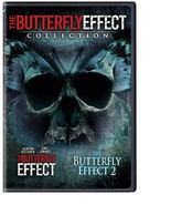 The Butterfly Effect / The Butterfly Effect 2 DVD - $0.00
