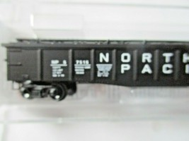 Micro-Trains # 10600140 Northern Pacific 50' Steel Side 14 Panel Gondola N Scale image 2