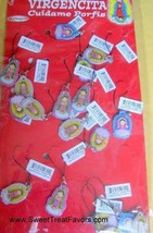 VIRGENCITA GUADALUPE Party Baptism FAVORS KEYCHAIN Lupita CHARM Cell Pho... - $19.75
