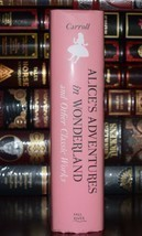 Alice's Adventures in Wonderland Classic Works by Lewis Carroll New Hard... - $19.65