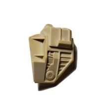 1987 Hasbro GI Joe  Cobra Wolf Part Rear Engine Compartment Cover Hatch - $9.95