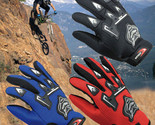 Full Finger Racing Motorcycle Gloves Sports Cycling Bicycle Bike Riding Gloves