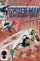 Spider-Man: Web of, The, Edition# 23 [Comic] [Feb 01, 1987] Marvel - $4.89
