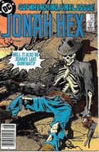 Jonah Hex Comic Book #92, DC Comics 1985 NEAR MINT - $43.46
