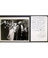 JEAN ROGERS AS DALE ARDEN (FLASH GORDON) HAND SIGN AUTOGRAPH LETTER (CLA... - $197.99