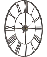 Oversized eisenhauer 30 wall clock laurel foundry modern far 1842 0 res thumbtall
