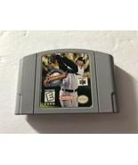 Major League Baseball Featuring Ken Griffey Jr. Nintendo 64 N64 Cartridg... - $7.39
