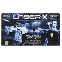 Laser X Real Life Infrared Gaming Experience - $53.23