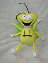 Louie Lightning Bug Plush Rare Play It Safe Around Electricity High Cott... - $69.29