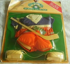 COLECO Vintage Cabbage Patch Kids Hockey Sporting Outfit 1984 - $65.00