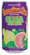 Hawaiian Sun Nectar, Guava, 11.5-Ounce (Pack of 24) - $68.95