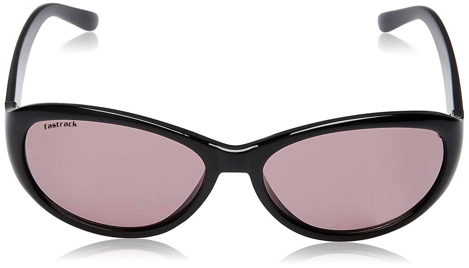 Fastrack Oval Unisex Sunglasses - (P188PK2F|Pink Color)