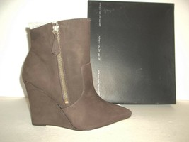 Steven Steve Madden Size 8.5 M Meter Distressed Leather Boots New Womens... - €103,56 EUR