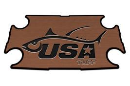 USATuff Cooler Seat Pad fits Ozark Trail 52qt 2-Layer Tuna - Tan / Black - $87.98